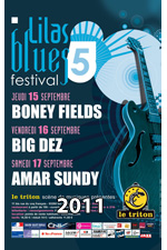 Lilas Blues Festival 2011