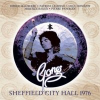 Sheffield City Hall 1976