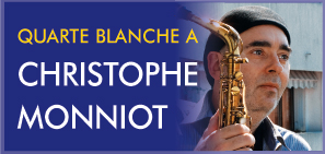 Quarte Blanche 2016 - Christophe Monniot