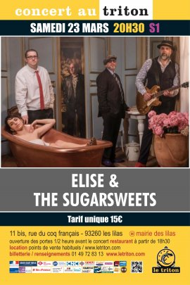 ELISE & THE SUGARSWEETS
