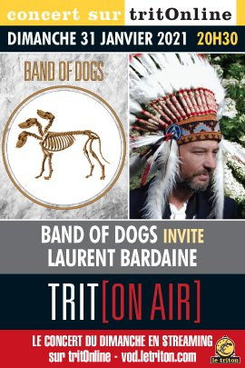 band of dog invite laurent bardaine