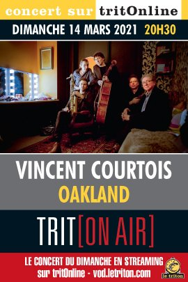Vincent Courtois - OAKLAND