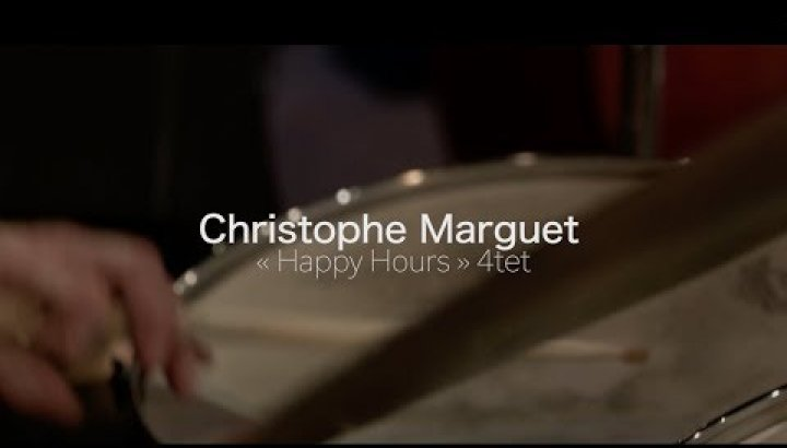 Christophe Marguet - Happy Hours 4Tet - EPK