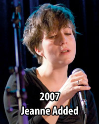 2007 Jeanne Added