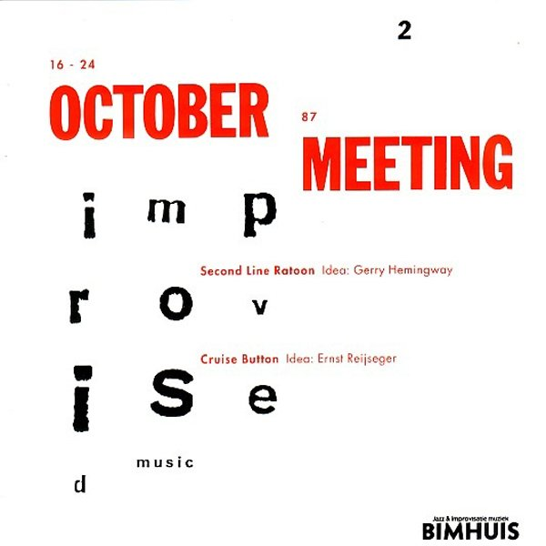 October Meeting 87 Vol.2