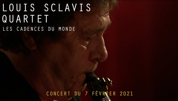 Louis Sclavis Quartet - Les Cadences du Monde - TRIT[ON AIR]