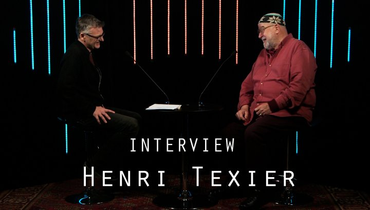 Henri Texier (Blue Wind Trio) - Interview avec JazzMag