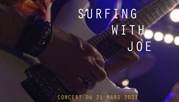 Surfing with Joe - TRIT[ON AIR]