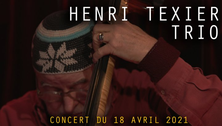 Henri Texier - Blue Wind Trio - TRIT[ON AIR]